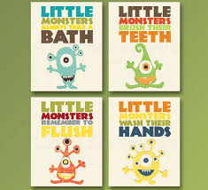 kids bathroom sign. Brilliant Kids Kids Bathroom Art Baby Childrenu0027s Zoom For Bathroom Sign
