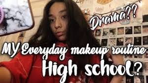 my everyday makeup routine for