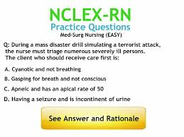 Practice Questions with Rationale for Medical Surgical     AlphaCord