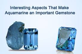 Aquamarine Clarity Chart Interesting Aspects That Make Aquamarine An Important