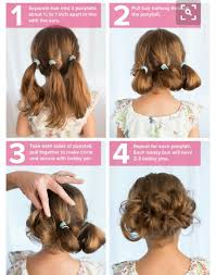 Little Girl Hair Style strange little buns strange flowers pinterest hair style 2886 by wearticles.com