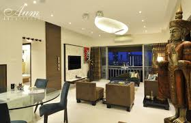 Architecture and interior design projects in India - 3BHK Apartment at  Ashok Tower, Mumbai -
