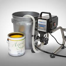 power flo pro 2800 can draw from 1 or 5 gallon cans