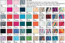 Red Heart Yarn Color Chart 2015 Bing Images Red Heart