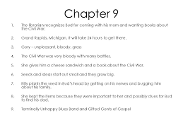 chapter summary of cranial nerves essay medicine and health  bud not buddy chapters ppt