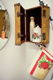 stunning suitcase vanity and towel holder 26 breathtaking diy vintage decor ideas beautiful home furniture ideas vintage vanity