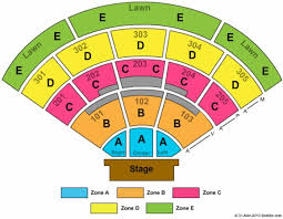 Cricket Wireless Amphitheatre Seating Chart Mattress Firm
