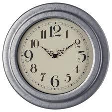 child wall clock galvanized diameter 9 childrens room clocks . child wall  clock ...