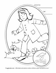 Our world is so exciting that every its particle may cause our curiosity and desire to explore it. Stranger Danger Coloring Pages Coloring Home