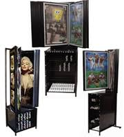 Multiple Poster Display Stands Multi Panel Poster Displays and Art Displays at Displays100Sale 14