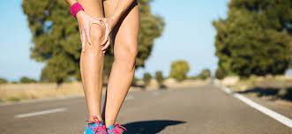 knee pain stiffness after exercising