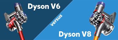 Dyson V6 V7 V8 Comparison Chart Dyson V6 Vs V8 A Detailed Comparison Guide