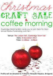 Christmas Craft Cowbridge Christmas Craft Fair Spikeworld