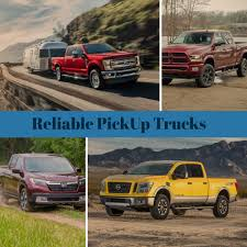 9 Most Reliable Trucks in 2018 (Full Size & Mid-Size)