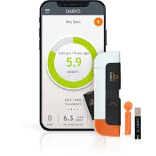 Blood Glucose Meter Compatibility With Lancets And Test Strips Chart Dario Diabetes Blood Glucose Monitoring Meter Compatible With Iphone