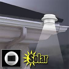 Automatic Outdoor Light Details About 2 Pack Solar Powered Automatic Led Mounted