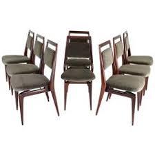 vintage italian barcelona style dining. Italian Mid-Century Dining Chairs, 1950\u0027s Vintage Barcelona Style