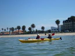 half day sea kayak tour williamstown or st kilda