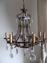 living appealing vintage wrought iron chandelier 6 dscn1829 vintage black wrought iron chandelier dscn1829