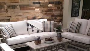 new from agio usa is a stand alone outdoor rug at las vegas market