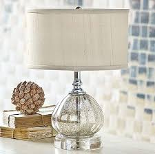 glass table lamps for bedroom lovable mercury glass table lamp regina andrew design mercury glass clove