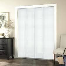 patio door shades blinds window treatments for sliders sliding panels glass doors japanese curtain pane
