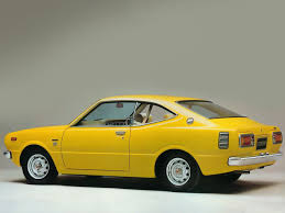 Toyota Corolla Hardtop Coupe (E37) '1974–79 | Toyota | Pinterest ...