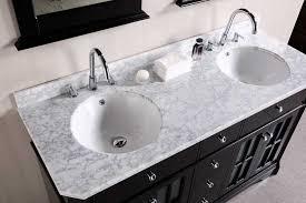 bathroom vanity countertops double sink. 48 inch double sink vanity top cabinet and corner storage with brown unit bathroom countertops o