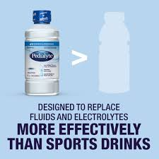 Pedialyte Electrolyte Solution Hydration Drink Unflavored