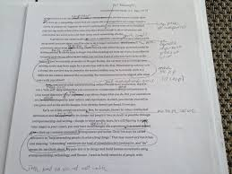behind the book lessons publishing a bestselling book another round of handwritten edits from our editor ink everywhere