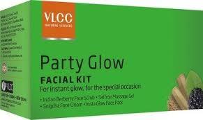 vlcc party glow single kit 1 get 1 free purplle