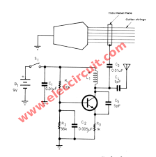 Acoustic guitar wiring diagrams