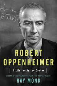 Oppenheimer Quote Unique Robert Oppenheimer A Life Inside The Center By Ray Monk