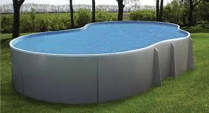 above ground swimming pool designs. Kidney Shaped Fiberglass Above Ground Swimming Pools Designs Pool