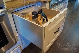 remodelaholic diy upright utensil drawer organizer