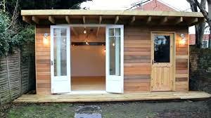 garden office with storage. Converting Garden Office With Storage
