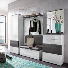 Garderobeset Exterior 5 Delige Set Home24nl