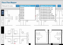 Dells Kace K1000 Floor Plan Mapper Integration