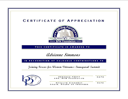 Samples Of Certificates Of Participation Sample Certificate Of Appreciation Guest Speaker Copy Certificate