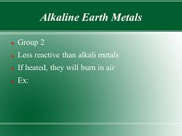 Introduction To The Periodic Table Of The Elements October 26, ppt ...