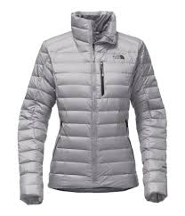 the north face women s morph jacket mid grey