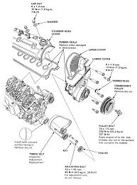 Repair guides engine electrical timing belt and tensioner