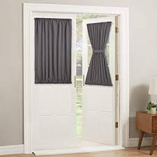 Curtain For Kitchen Door