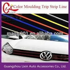 green 3m adhesive tape side auto furniture corner car door decoration moulding trim strip line
