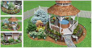 Landscape Garden Design Custom Inspiration Design