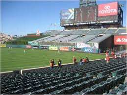 citizens bank park seating chart with seat numbers new angel stadium section 128 rateyourseats of citizens