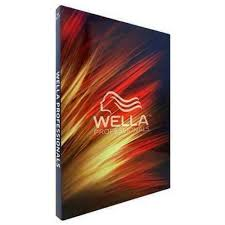 Wella Professional Color Swatch Book 2018