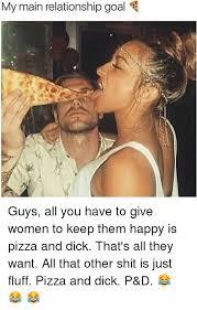 Girl sucks dick for pizza