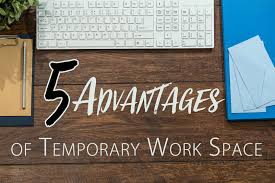 temp office space. 5 advantages of temporary office space temp c