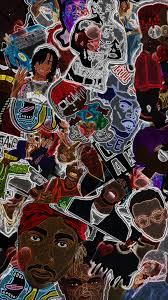 Cartoon Rapper Wallpaper Iphone ...